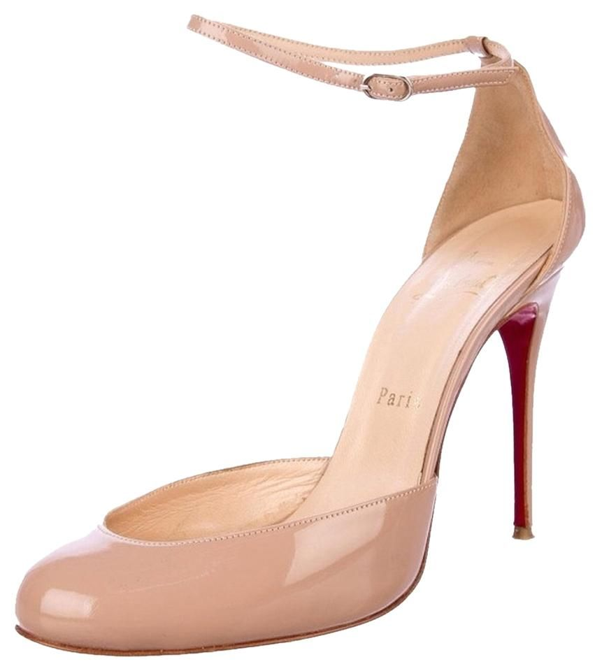 new product f1b43 6ef0a Nude Tres Decollete Pumps | Mes Yeux sur l'achats ! Shopping ...