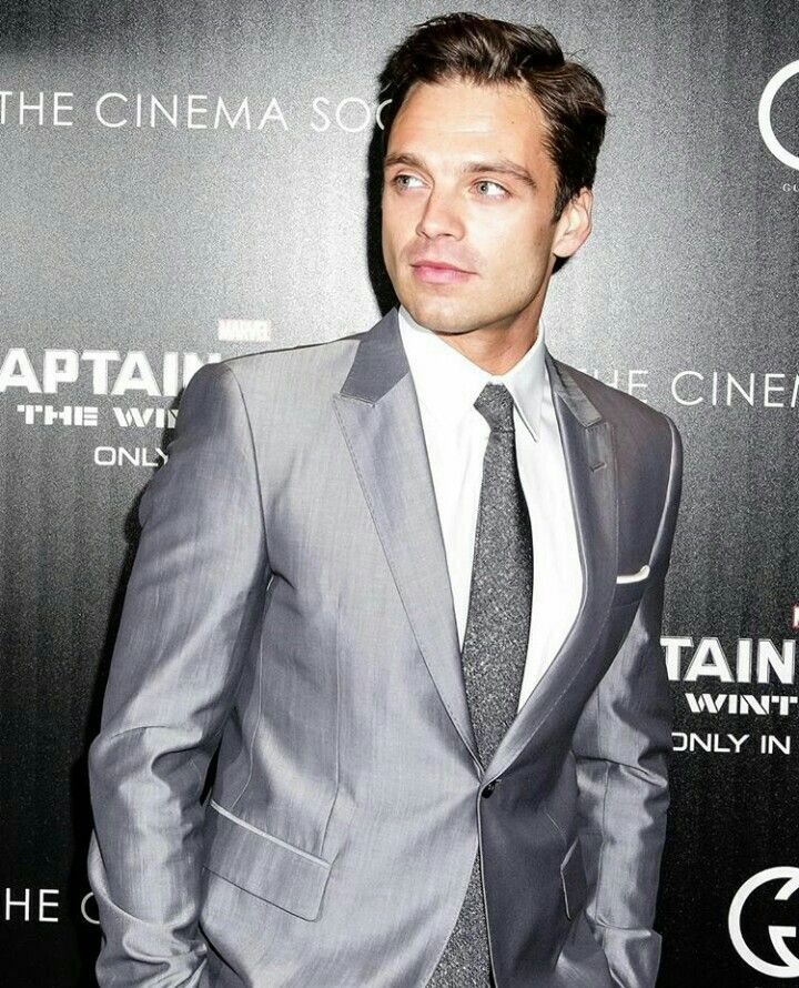 My love for Sebastian Stan is indescribable.