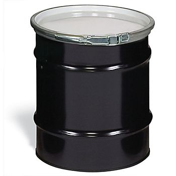 16 Gallon Quick Style Open Head Un Rated Steel Drum Steel Drum Steel Gallon