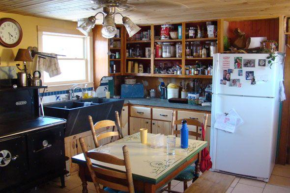 The New Hippie Kitchen Down Size Cabin Ideas Hippie Kitchen
