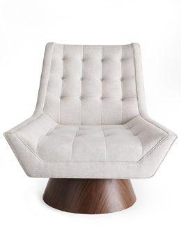Swell H60F8 Jonathan Adler Whitaker Chair Loft Chair Chair Lamtechconsult Wood Chair Design Ideas Lamtechconsultcom