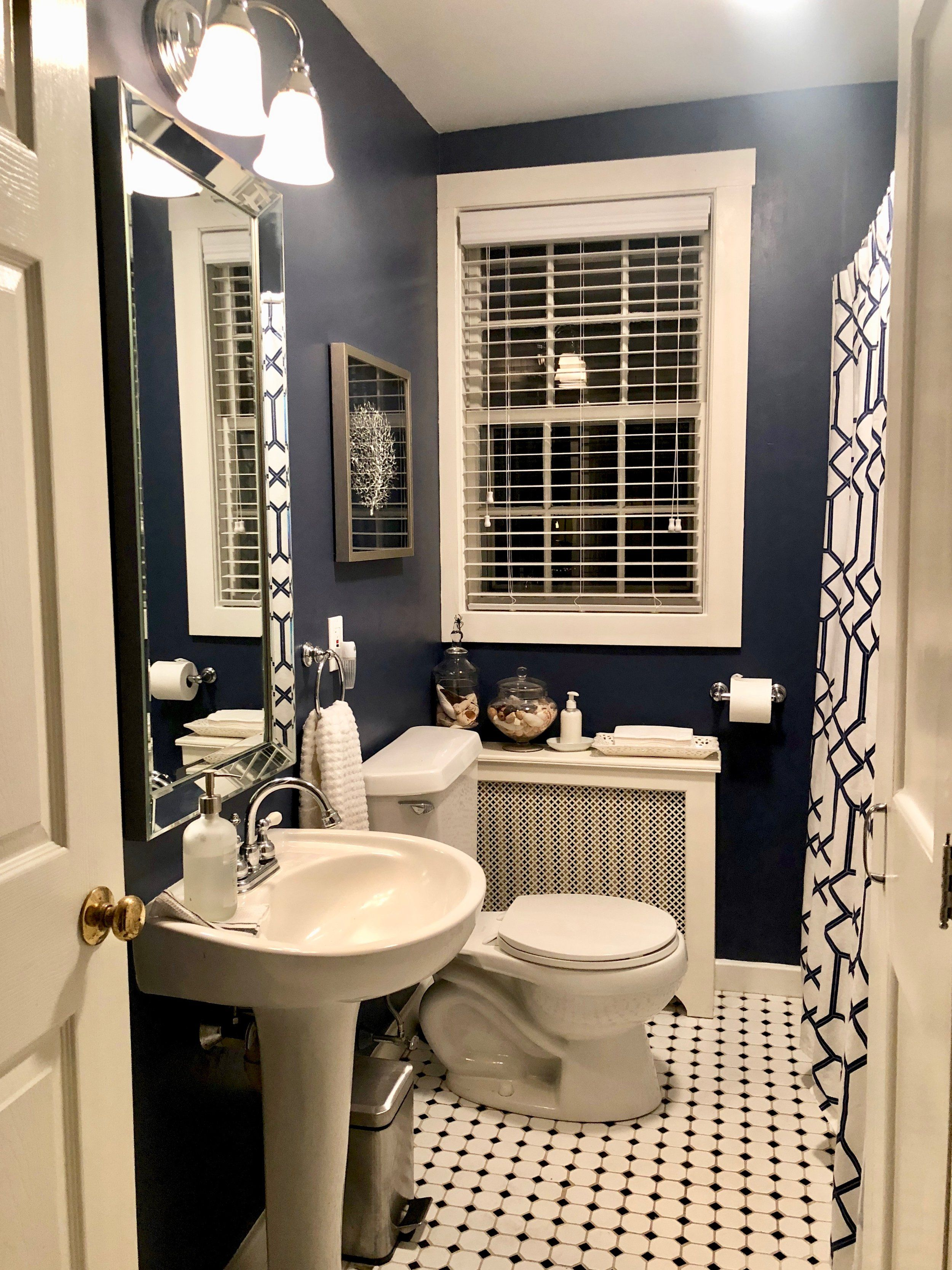 23 Amazing Royal Blue Bathroom Sets With Images Blue Bathrooms