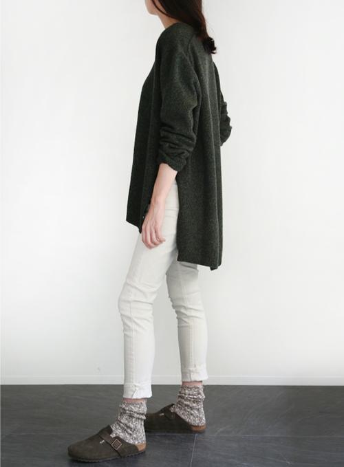 2ecd251aa90 Birkenstocks • socks • white jeans • sweater