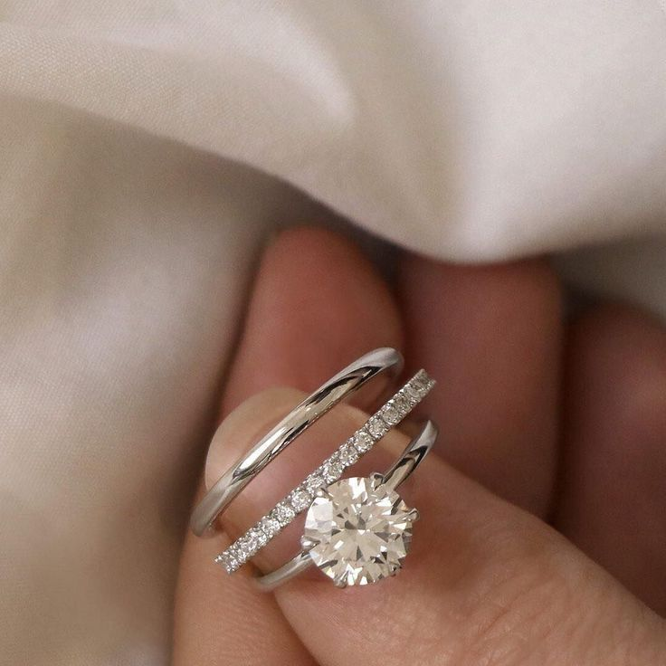 23 Diamantring für die Hochzeit – Neue Moderinge