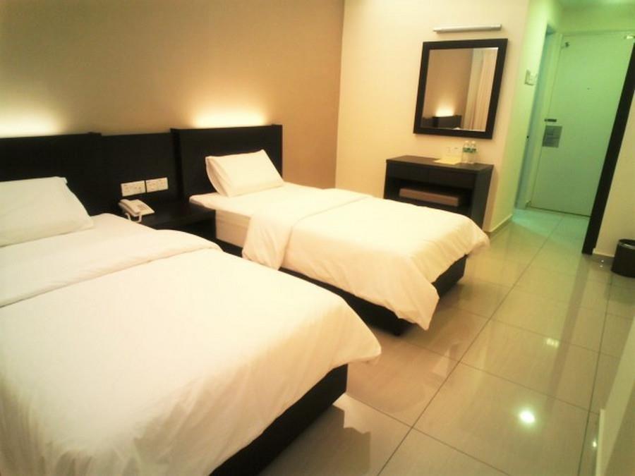 Villa Hotel Segamat, Malaysia