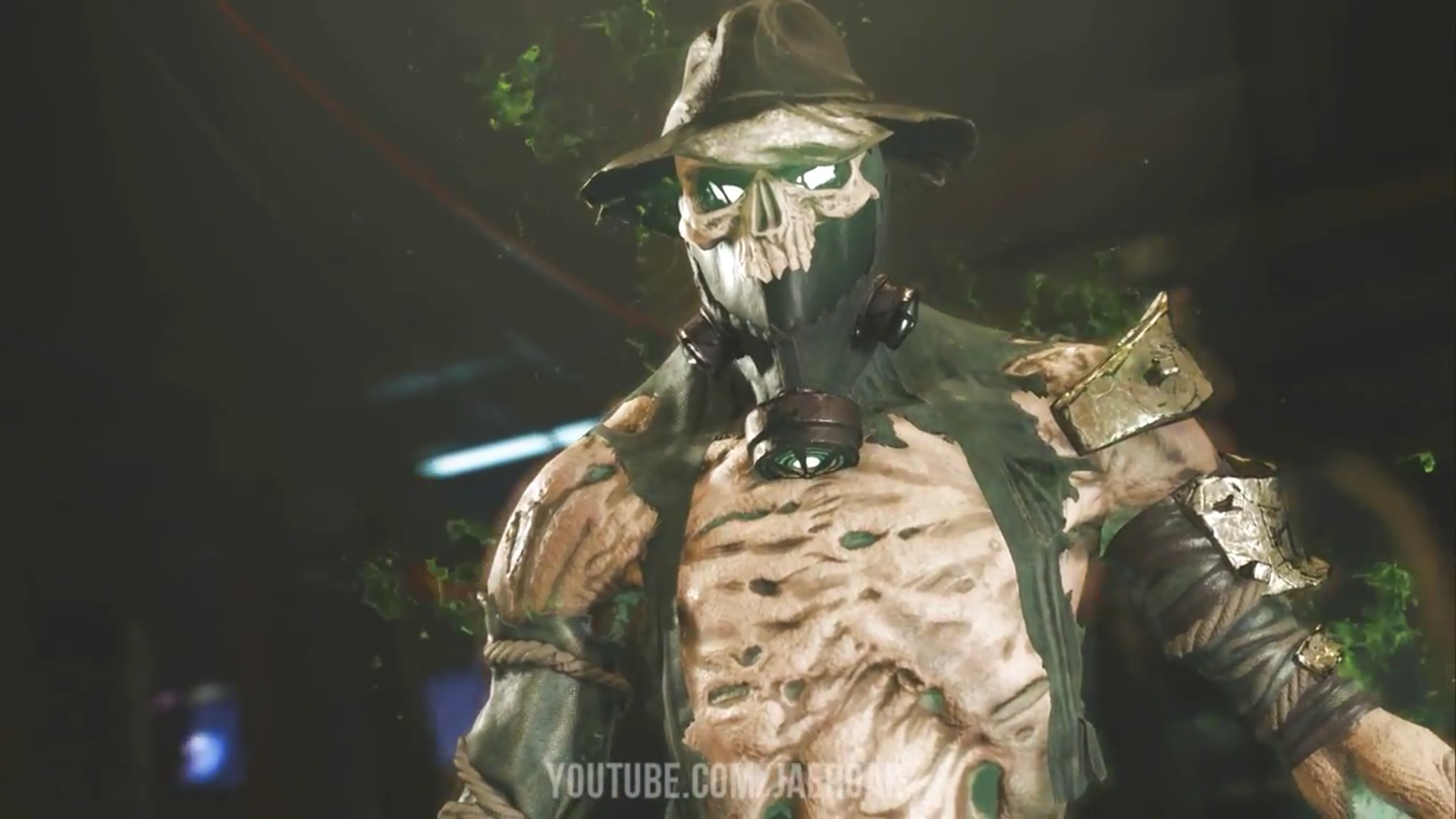 how to play scarecrow injustice 2