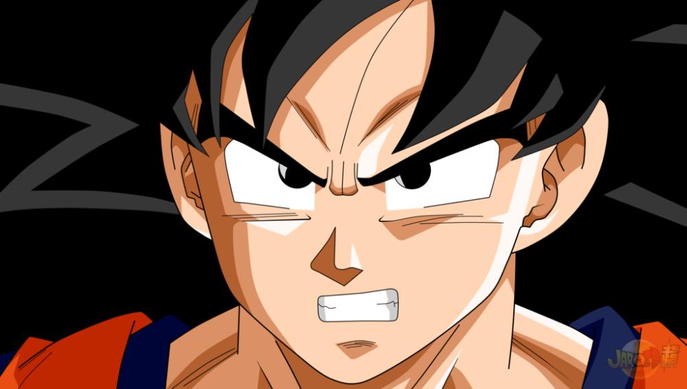 Goku Confused Google Search Goku Face Goku Black Dragon