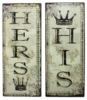 Genial Would Love To Use Something Like These Metal Signs Near The Front Door Of  The His