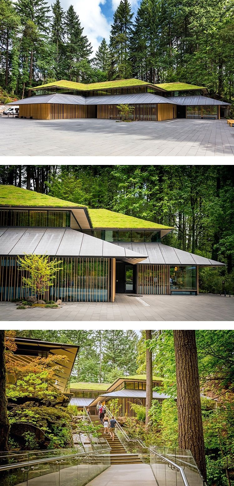 Japanese Architect Adds Eco Friendly Cultural Village To