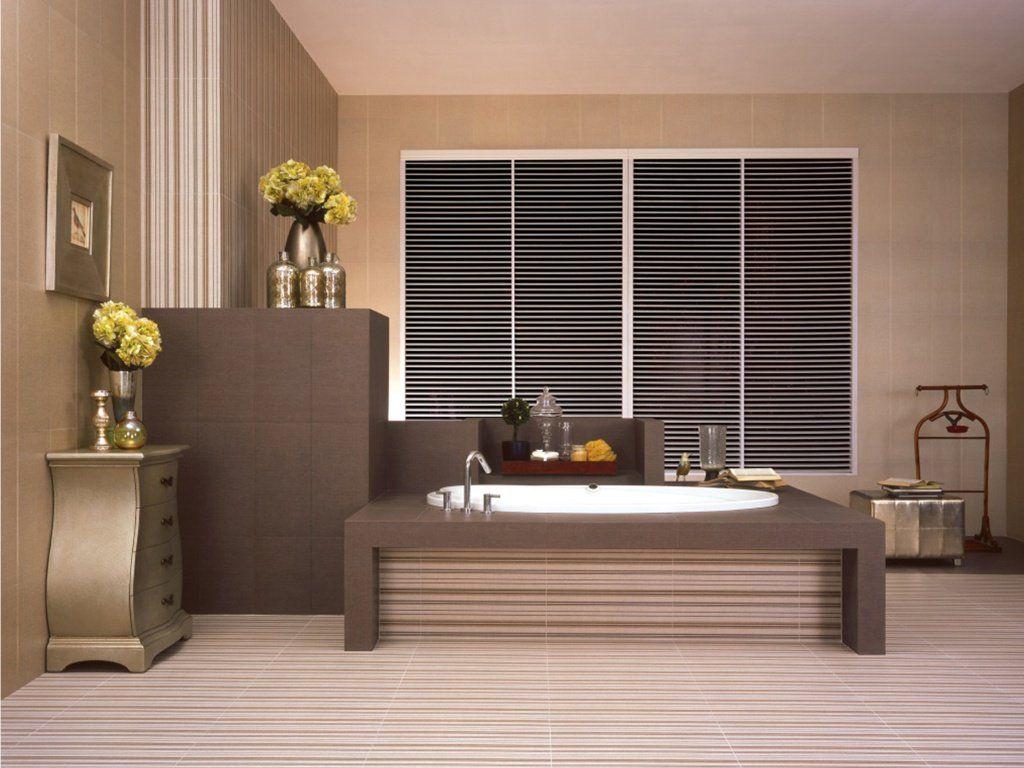 Tessuto Pearl White Glazed 8x12 | Modern bathroom design ...