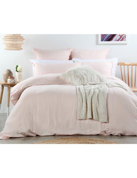 Domani Toscana Duvet Cover Set Blush Product Photo