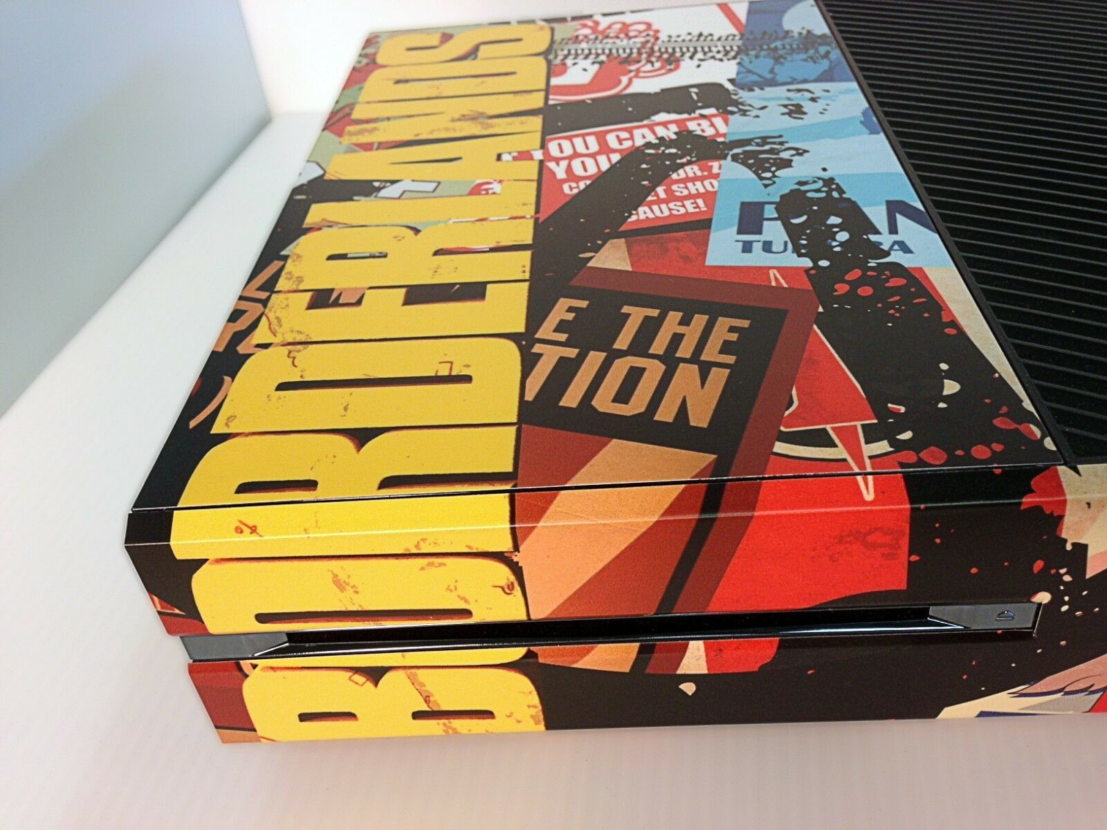 Details about Borderlands Xbox One Console Skin Xbox
