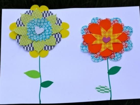 Cool project from http://www.kiwicrate.com/projects/Origami-Paper-Flowers/1233: Origami Paper Flowers