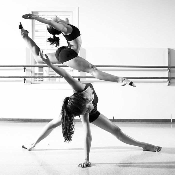 great dancers are not created on the stage but rather in the dance studios where they learn to put in the work and perfect their art