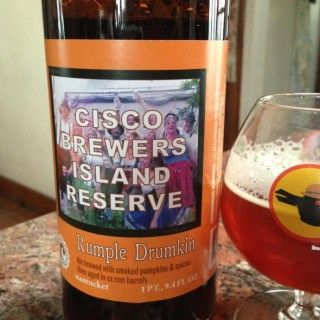 Cisco Brewers Inc. on Untappd