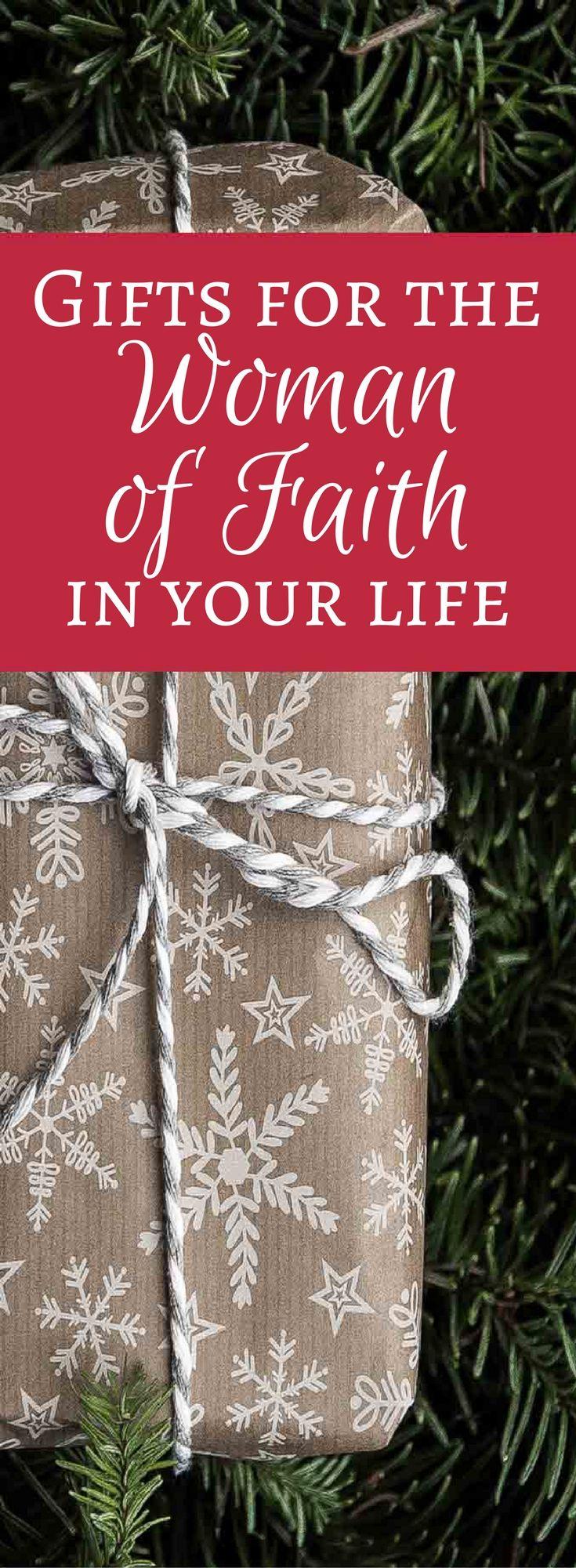 Christian gift ideas for her christian christmas gift