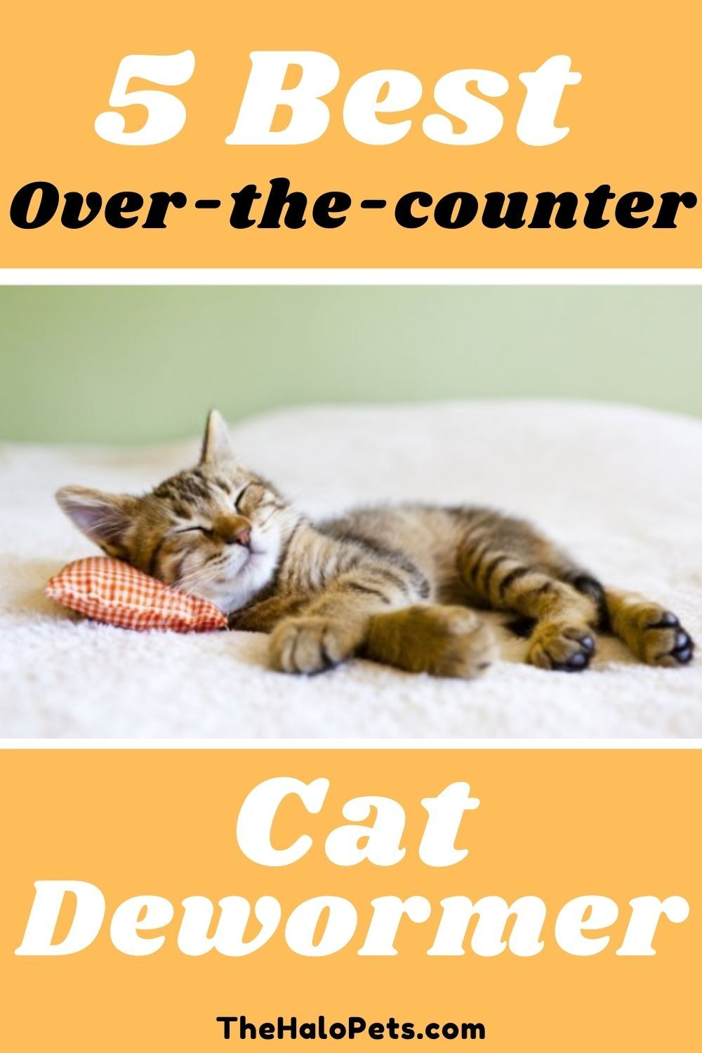 Best Over The Counter Cat Dewormer In 2020 Cat Dewormer Cats Pets