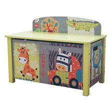 Kid Safari Big Toy Box Liberty House Toys Kids Toy Boxes Funky Bedroom Furniture Wooden Toy Boxes