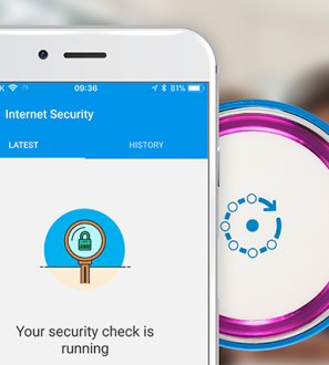 fingbox watches over your network to detect intruders block devices and analyze the quality of