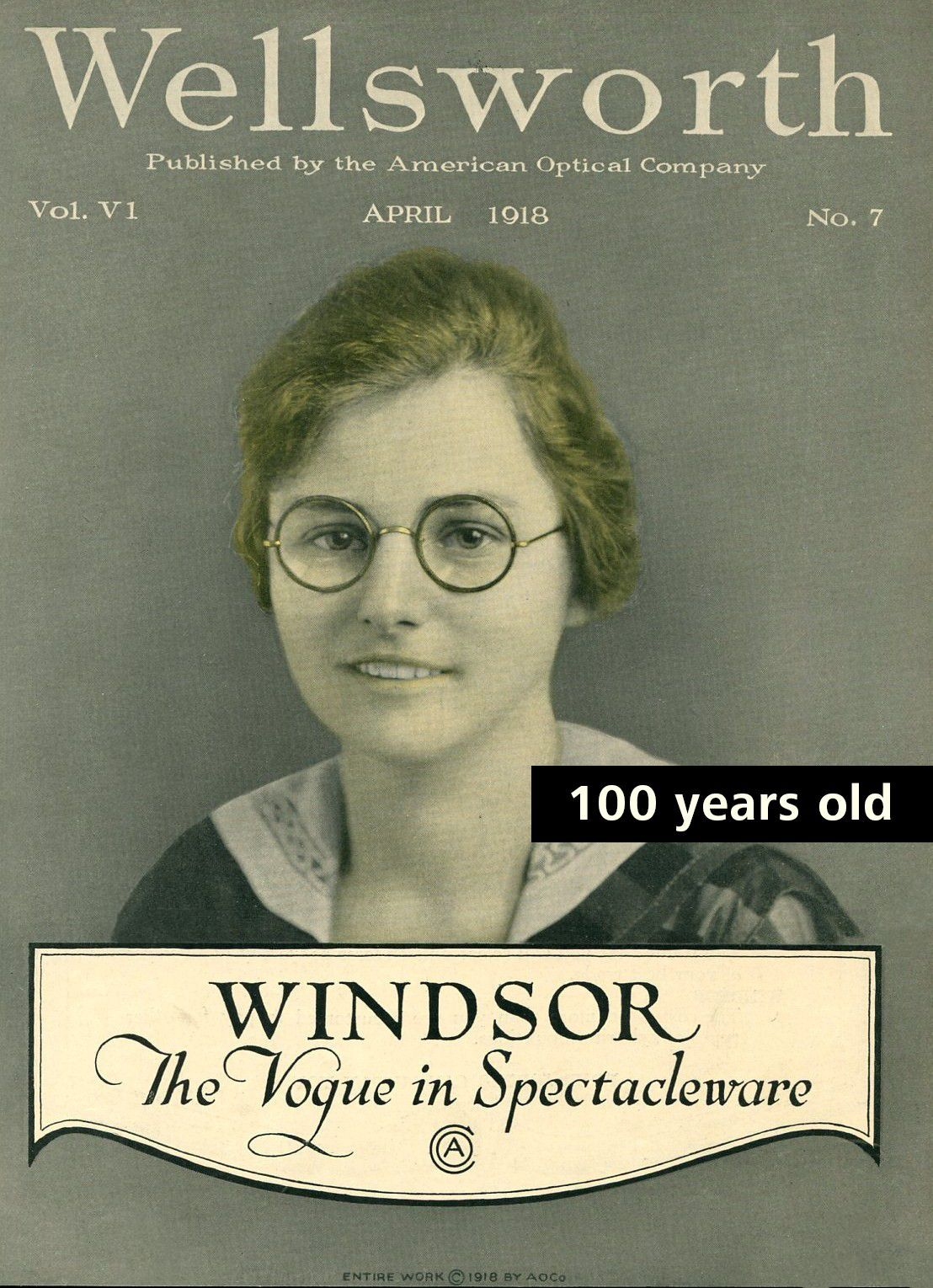 This young lady was the face of our cover years ago in do
