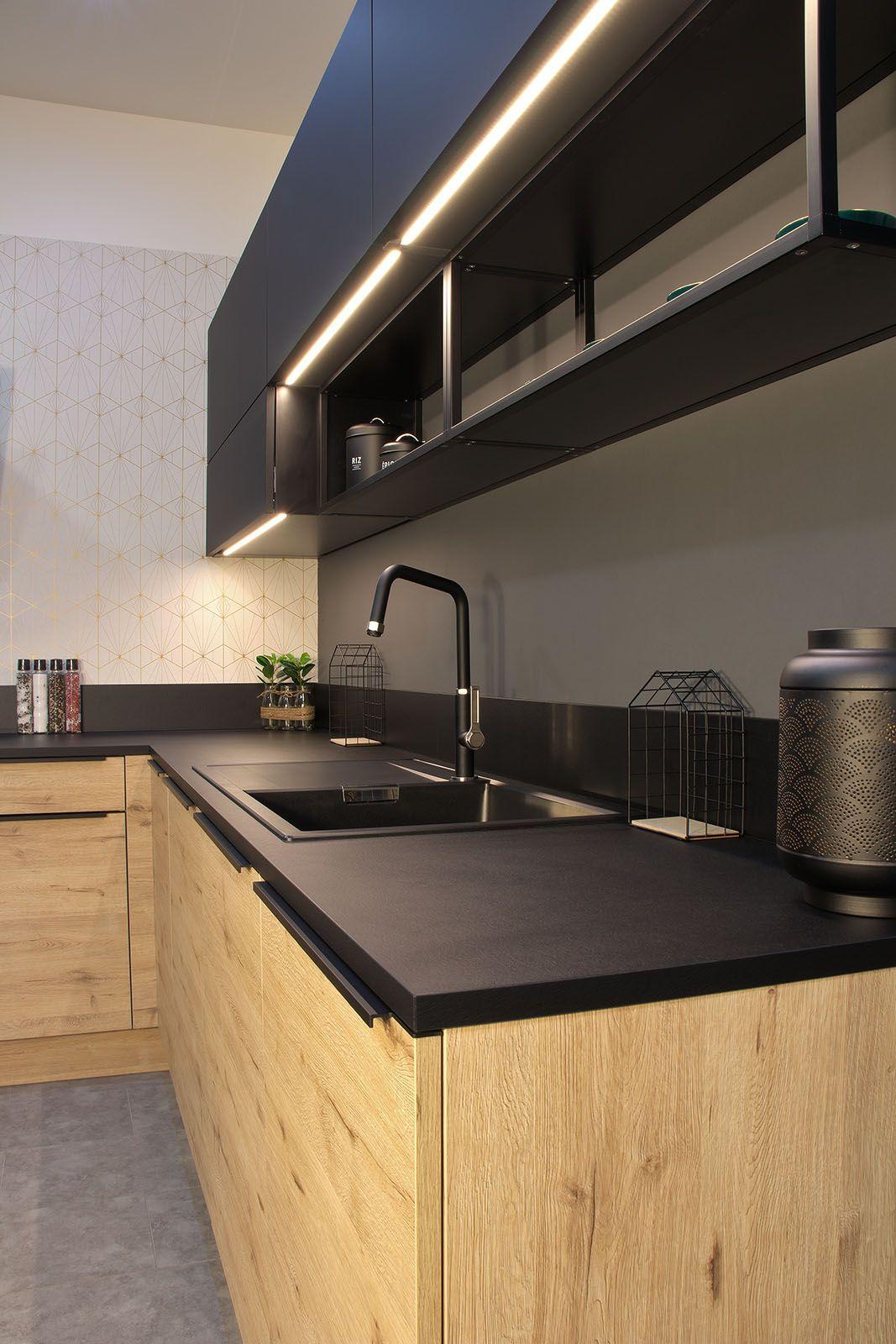 Cuisine design style atelier en 18  Cuisines design, Cuisine