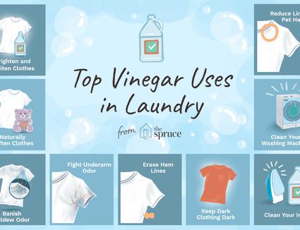 Hydrogen Peroxide Is Magic In The Laundry Vinegar In Laundry