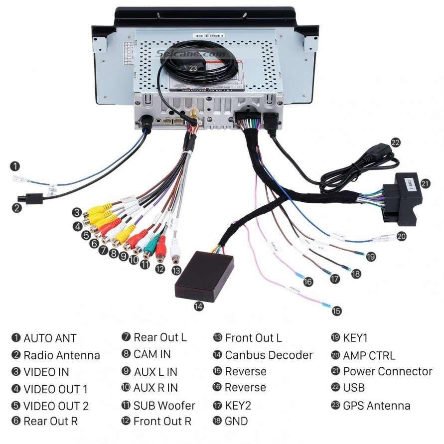 16 Pioneer Car Audio Wiring Diagram Car Diagram Wiringg Net In 2020 Car Antenna Radio Antenna Antenna