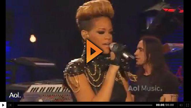 - - 문채원 싸이홈 2010.06.21 23:55 [스크랩]리한나(Rihanna) - Rude Boy [AOL Sessions 2010]