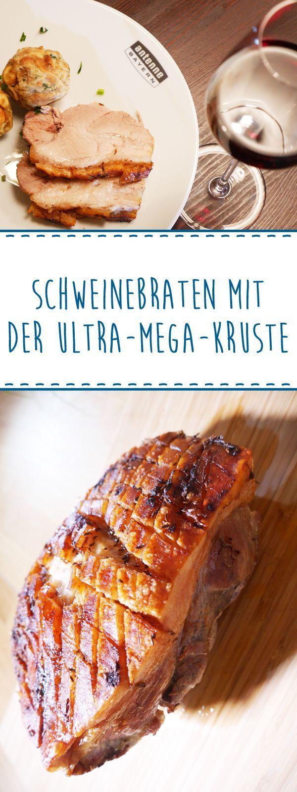 Photo of Ratz Fatz: Schweinebraten mit Ultra-Mega-Kruste