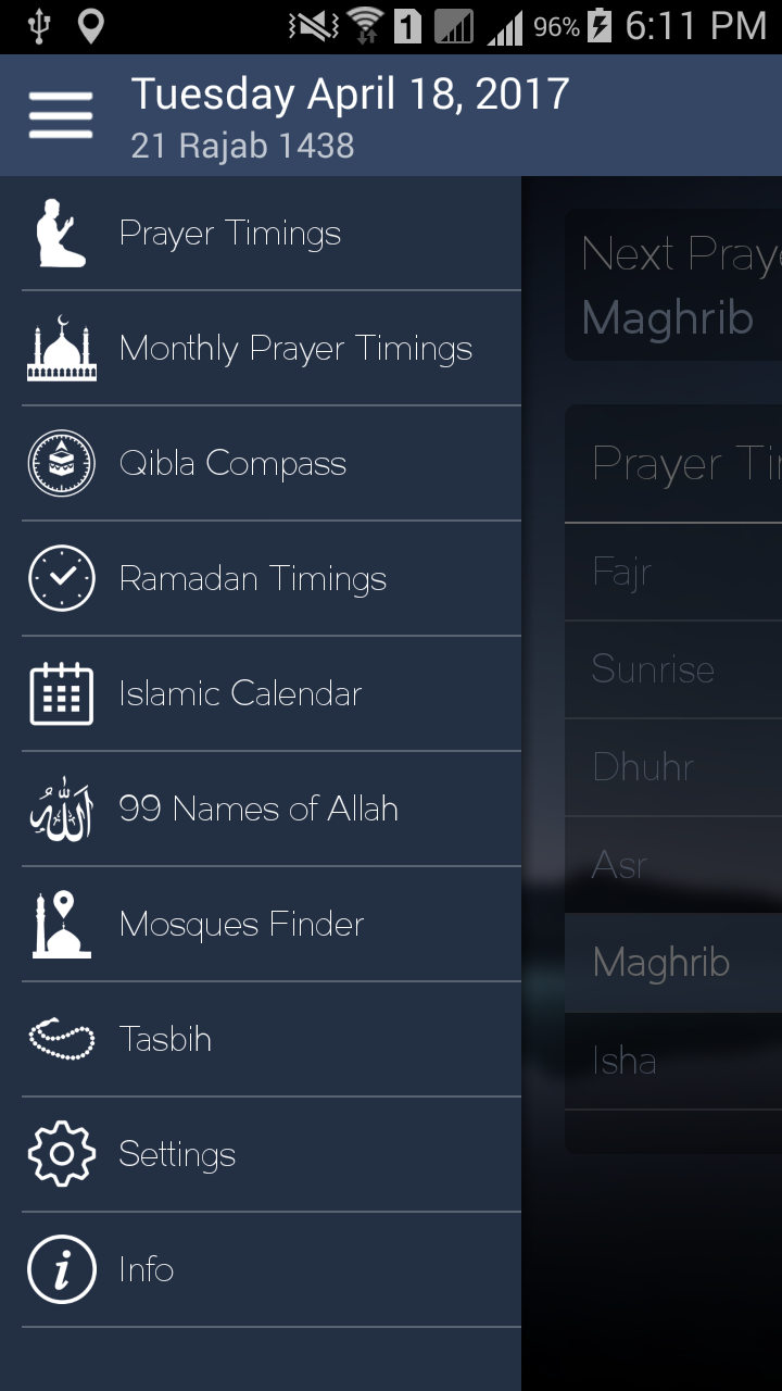 Pin by Aasim Khan on Islamic Prayer Times   Islamic prayer