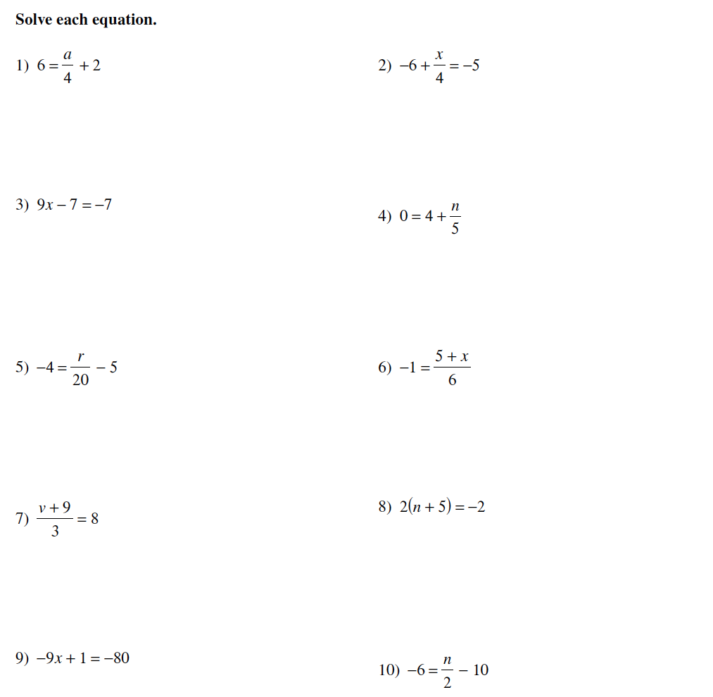 This Resource Has Exercises That Are Particularly Helpful To G8 M4 L4 Solving A Linear Equation Linear Equations Engage Ny Math Eureka Math [ 990 x 1013 Pixel ]