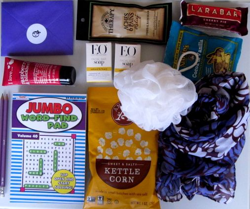 Senior Citizen Care Package Gramsly Boxes Gifts For