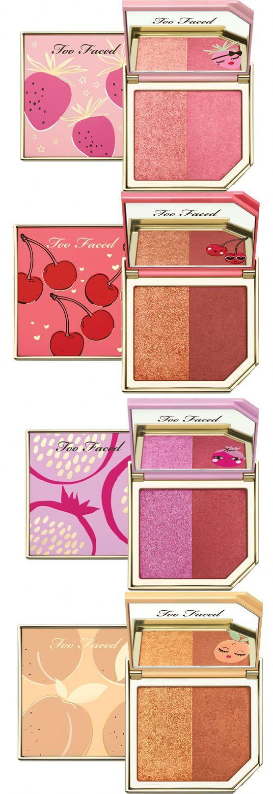 Too Faced Tutti Frutti Scented Makeup Available Right Now