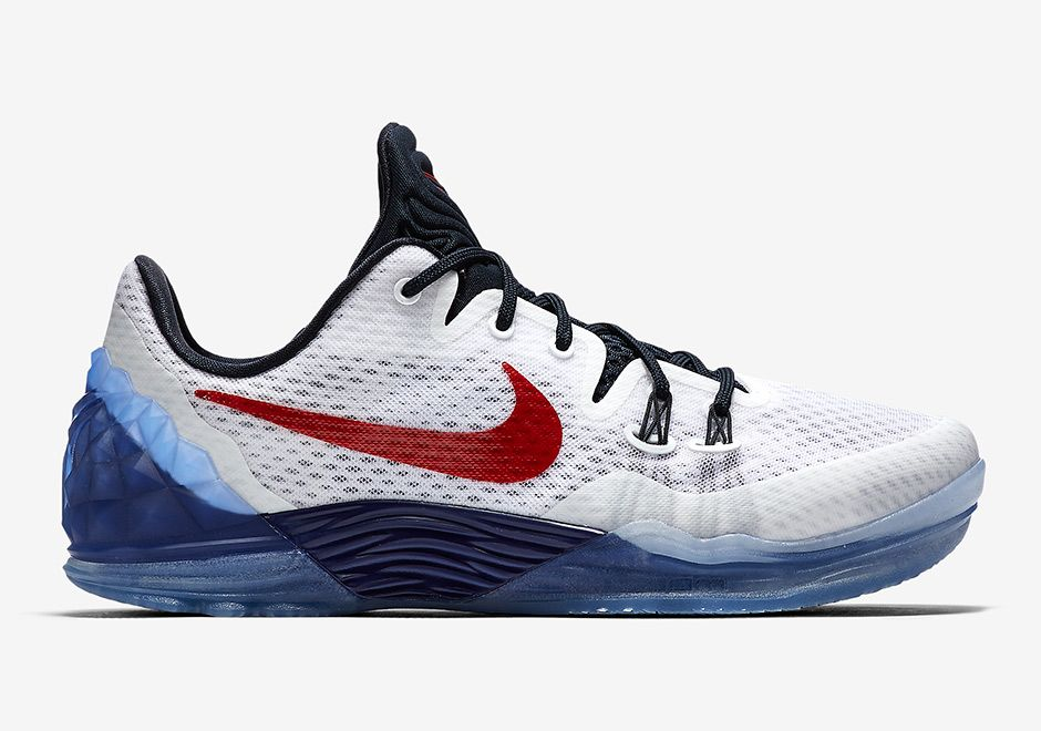 Kobe Bryant Will Be Releasing Another Olympic-Themed Sneaker This Summer