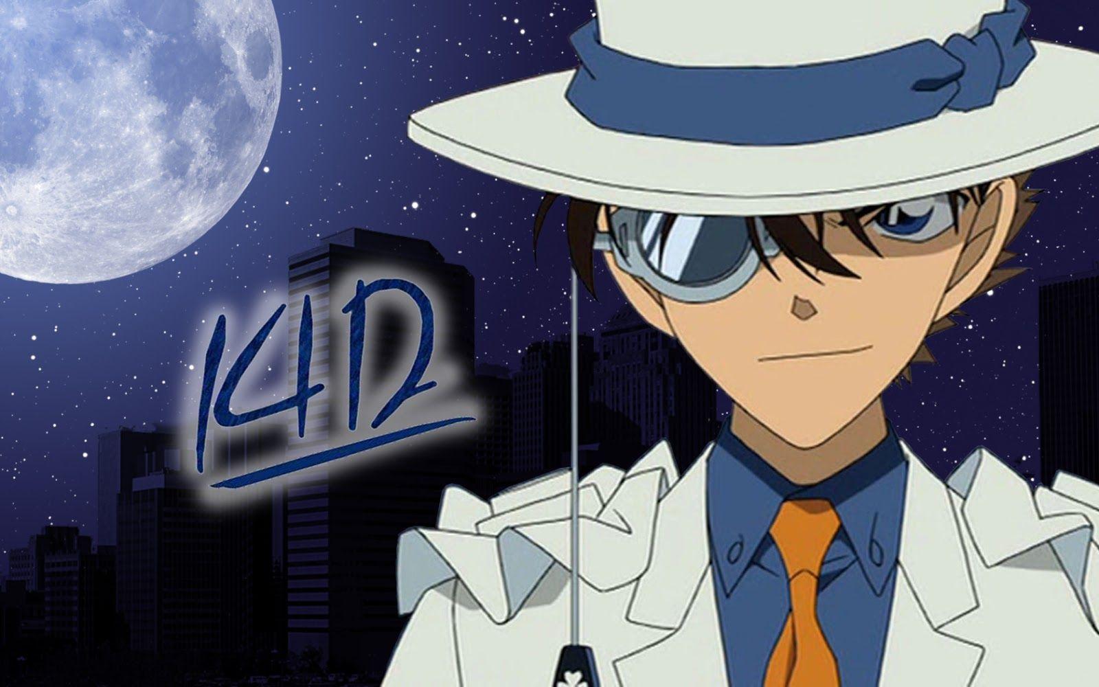 List of Kaito KID Appearances in Detective Conan (Manga