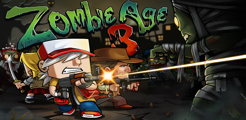 Zombie Age 3 Shooting Walking Zombie Dead City in 2020