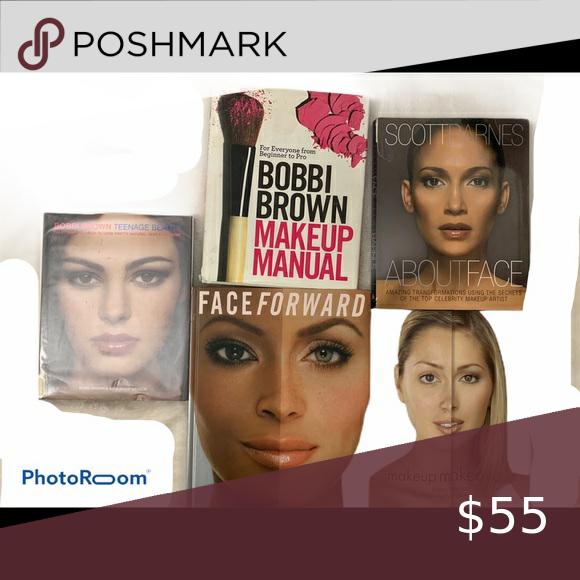 Makeup Books Scott Barnes Kevyn Aucoin Bobbi Brown in 2020