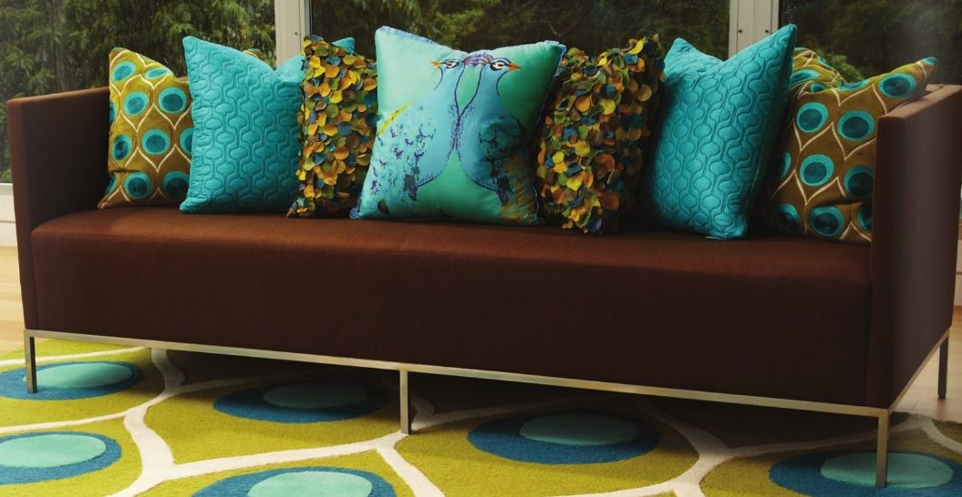 Peacock Living Room Inspired Blue Chair Color Palette Palettes Are Beautiful And Sophisticated If