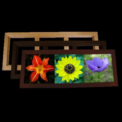 Frames for photo tiles