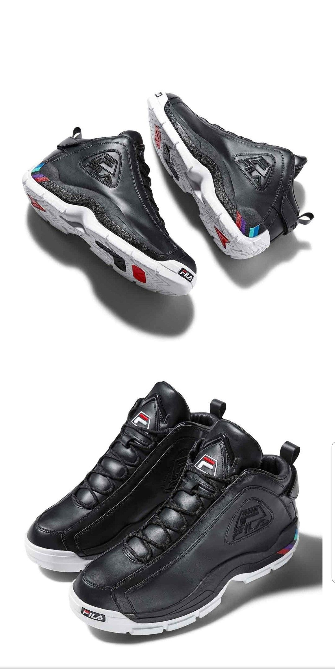 ccdb1f2e Hall Of Fame Grant Hill   Sneakers /Boots in 2019   Sneaker boots ...