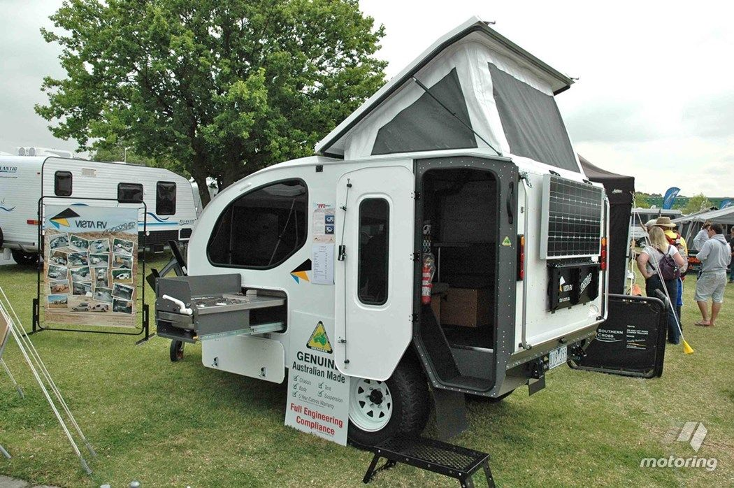 Vista RV launches baby Crossover