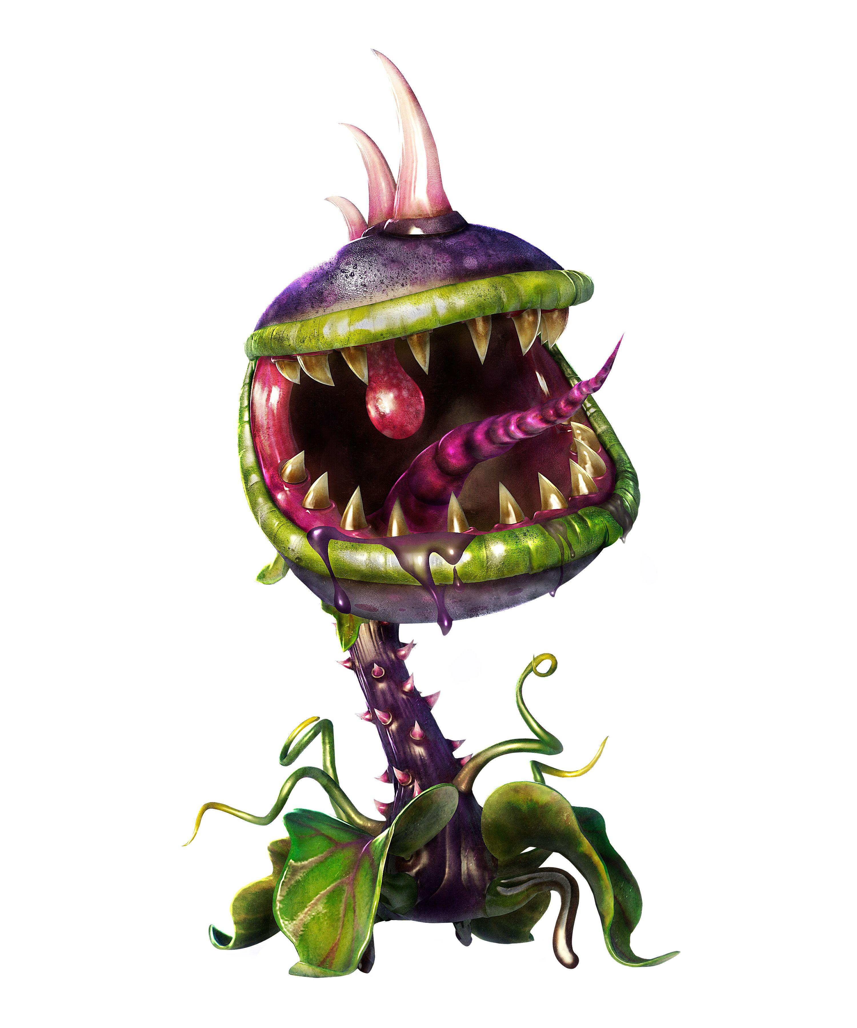 Pvz garden warfare pvz garden warfare chomper video - Plants vs zombies garden warfare for wii u ...