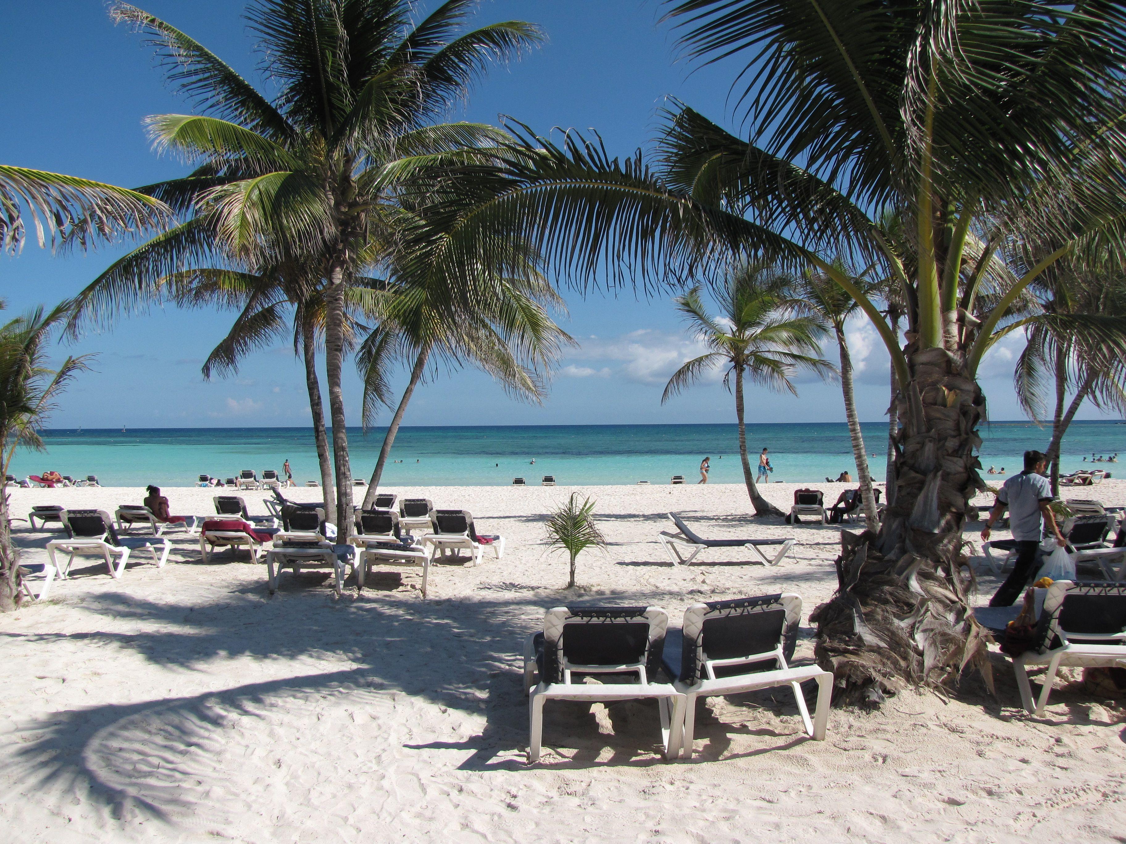 Barcelo Maya Beach Resort Mexico2010