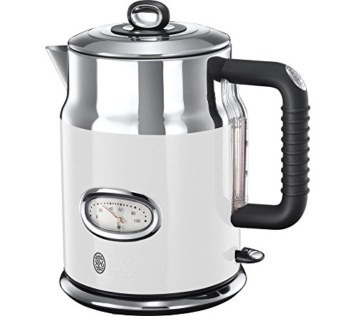 Russell Hobbs Deluxe Kettle Stainless