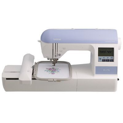 Brother Sewing USB Port Embroidery Machine Products Pinterest Enchanting Brother Sewing Embroidery Machine For Sale