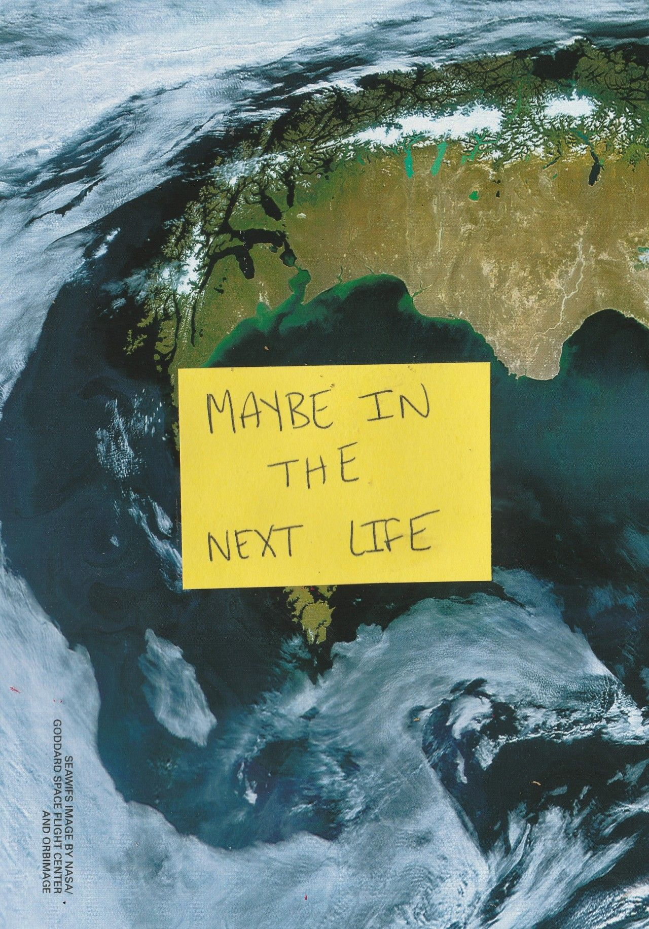 Maybe in the next life. Or the next.