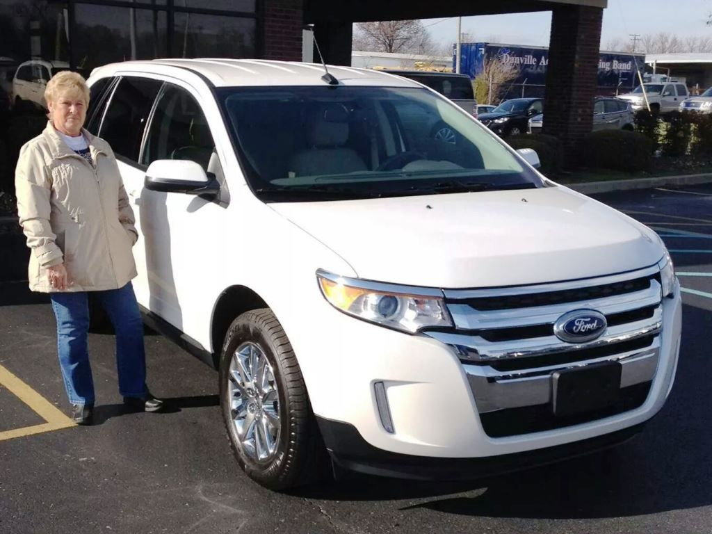 Danville New Ford Edge Used Ford Ford