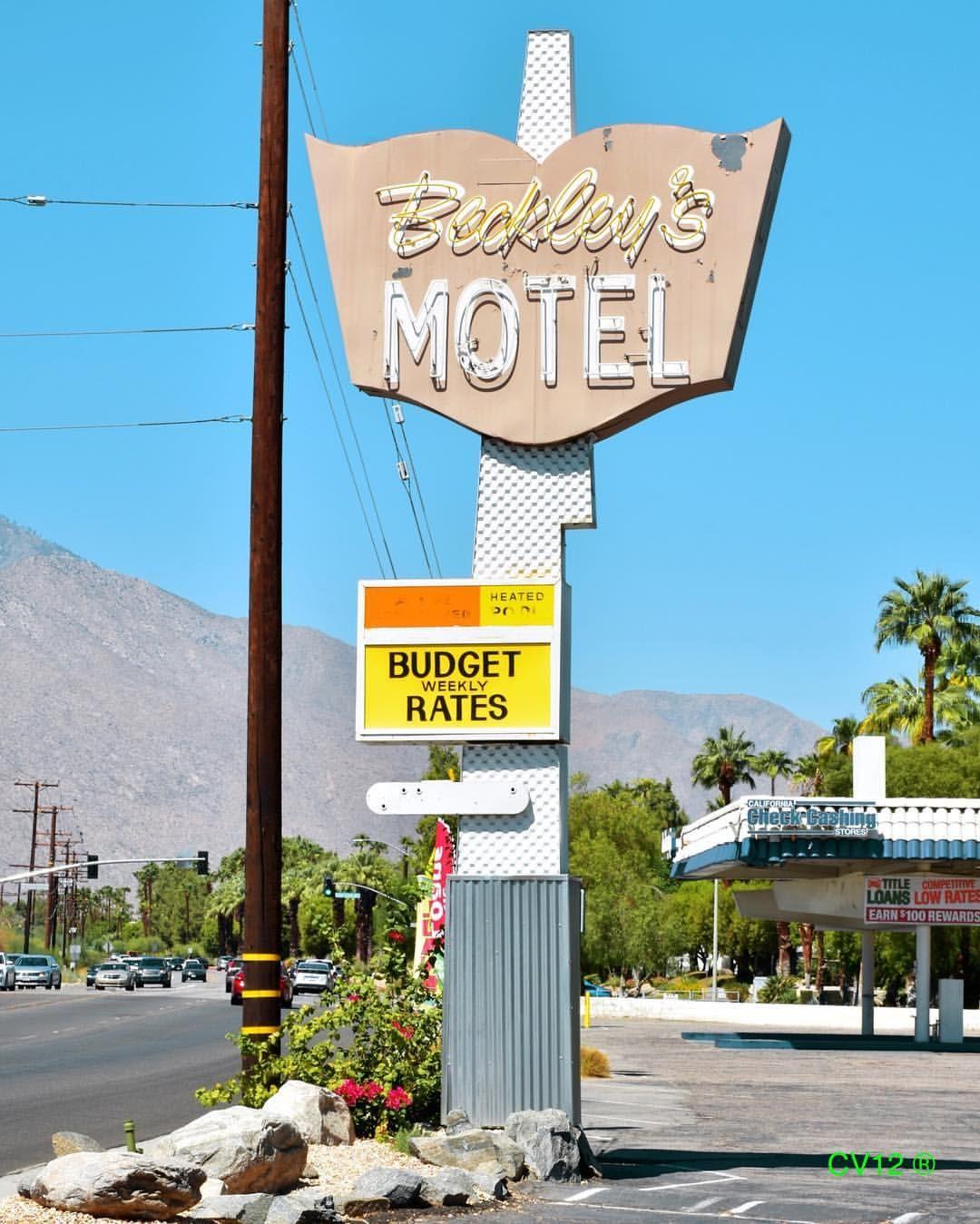 Beckley's Villa Motel was established in 1963. It is