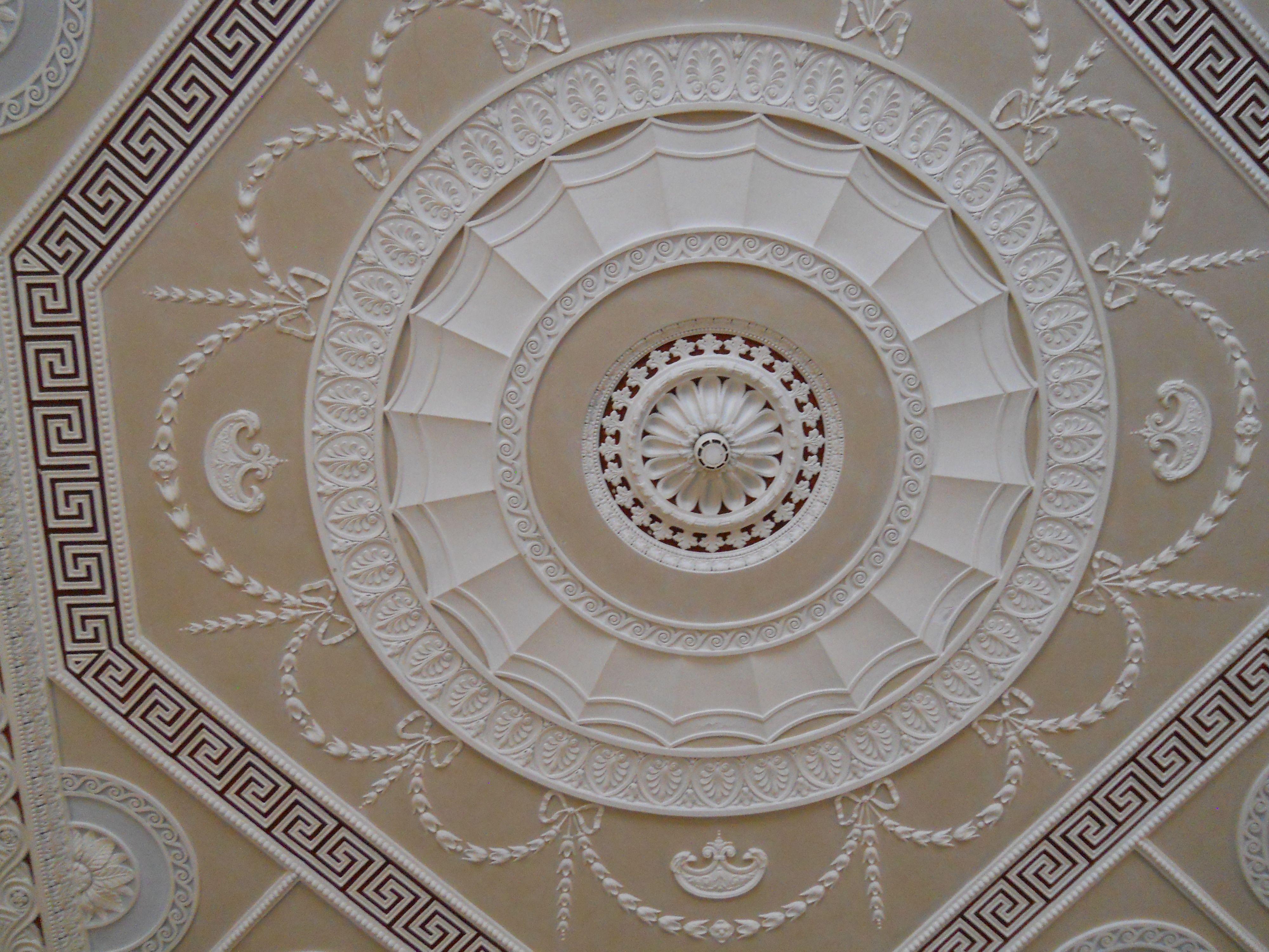 Robert Adam House Ceiling Design Ceiling Design Beautiful Ceiling Designs