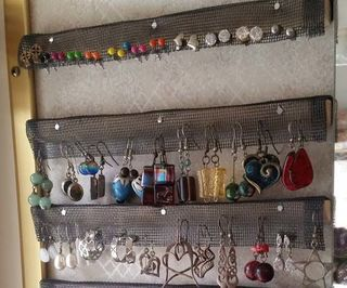 inventionhardware.com Earring Holder & Display Rack